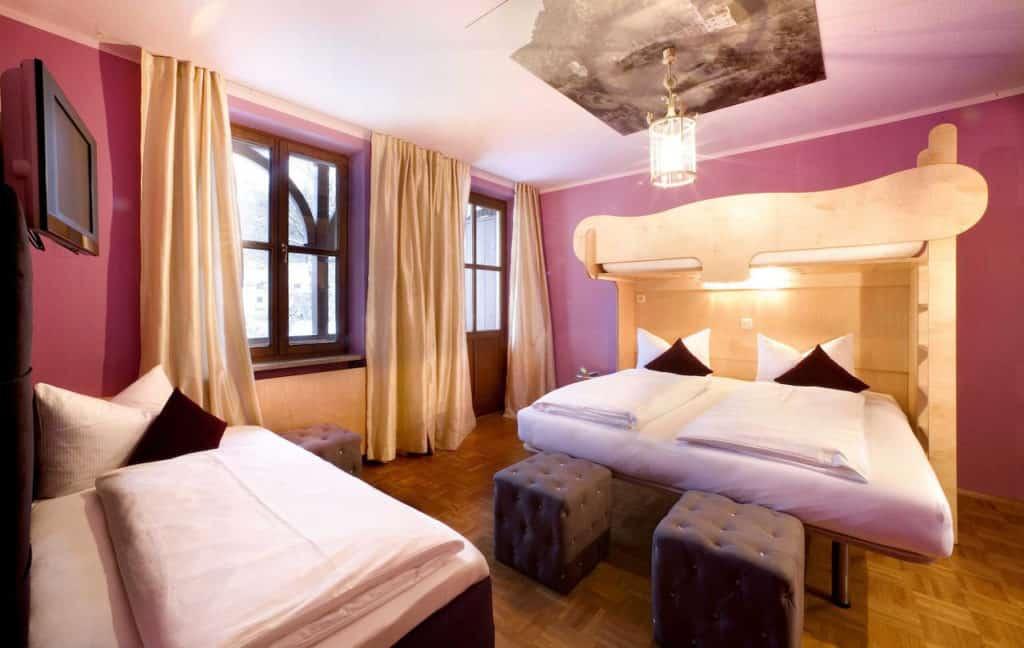 loger hotel fantasia