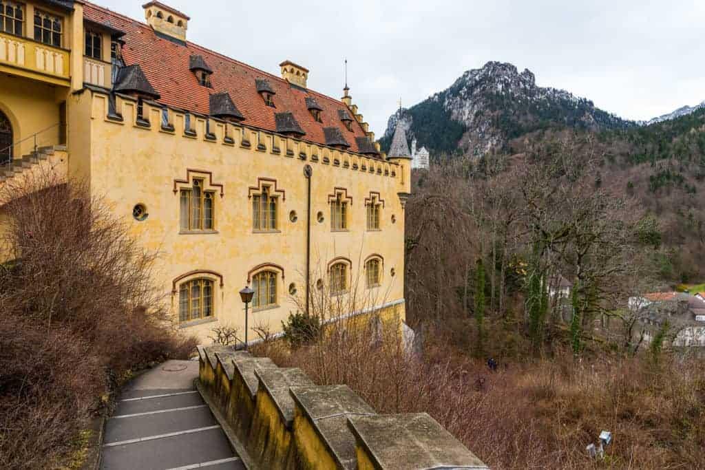 visite du chateau schwangau